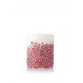RED BERRIES CANDLE