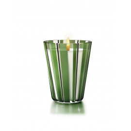 MURANO GLASS CANDLE - BENZOIN