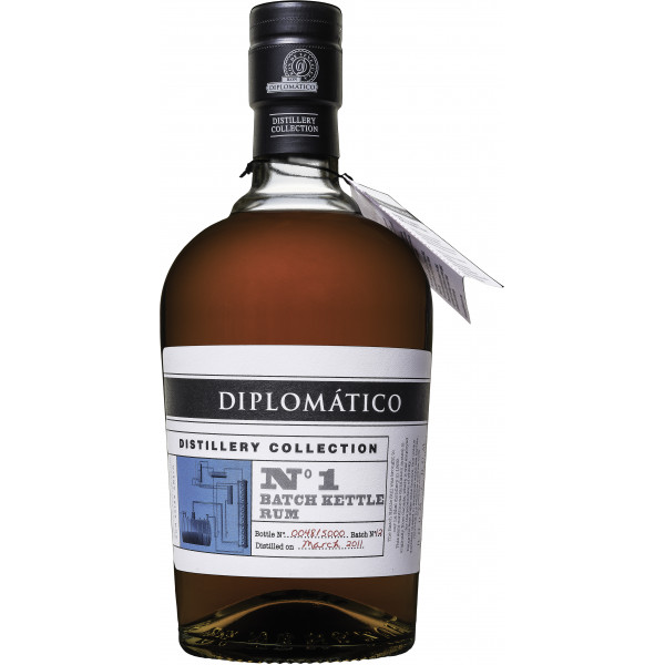 RHUM DIPLOMATICO BATCH KETTLE