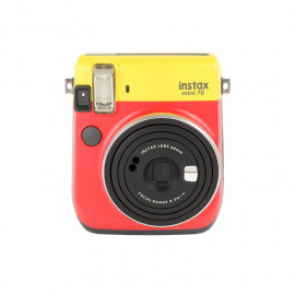 AH17 INSTAX MINI 70 JCDC ROUGE