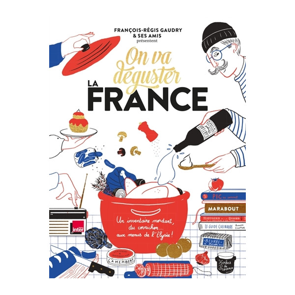 We are going to taste France
