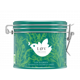 LOV IS GREEN BTE METAL 100G