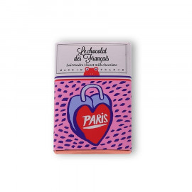 Tablettine Paris Lait 30g