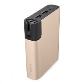 BATTERIE EXTERNE 6600 MAH OR