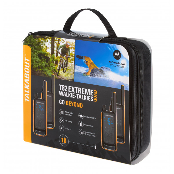 TLKR-T82 EXT TWIN PACK CHARGER