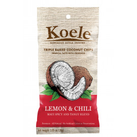 KOELE COCO CHIPS LEMON CHILI 3
