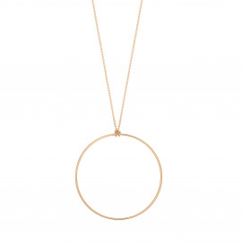Collier Circle On Chain
