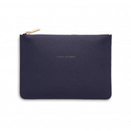 AH17 TROUSSE MEDIUM NAVY LIVE