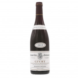 Givry 1er cru Cellier aux moines 2013 Domaine Thenard