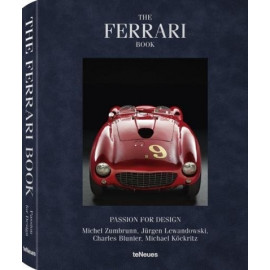 The Ferrari book : passion for design