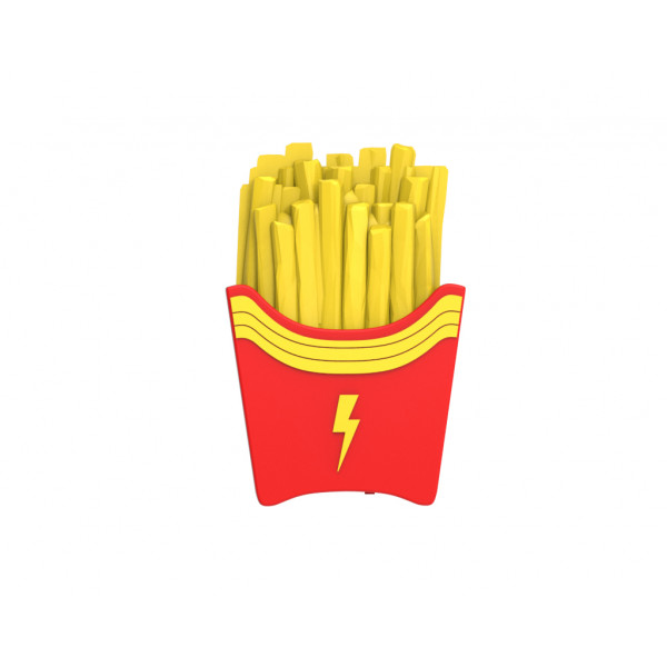 Powerbank frites