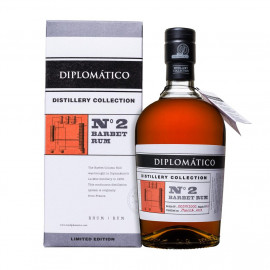 Rhum Diplomatico, Distillerie Collection N°2- Barbet Rum 47°