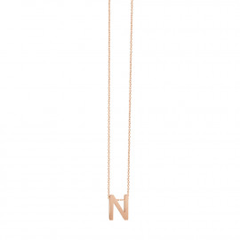 Collier lettre N