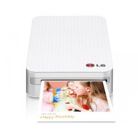 SMART MOBILE PRINTER WHITE