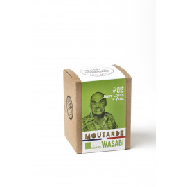 MOUTARDE SESAME WASABI 190G