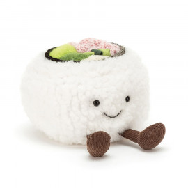Silly Sushi California Plush