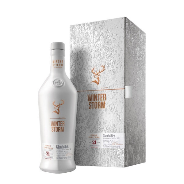 Whiskey Glenfiddich 21 years old Winter Storm of 43% - 70cl