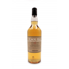 Whiskey Caol Ila 15 years Unpeated of 59.1%