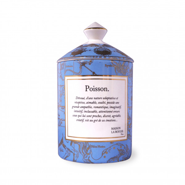 CANDLE ZODIAC SIGN PISCES