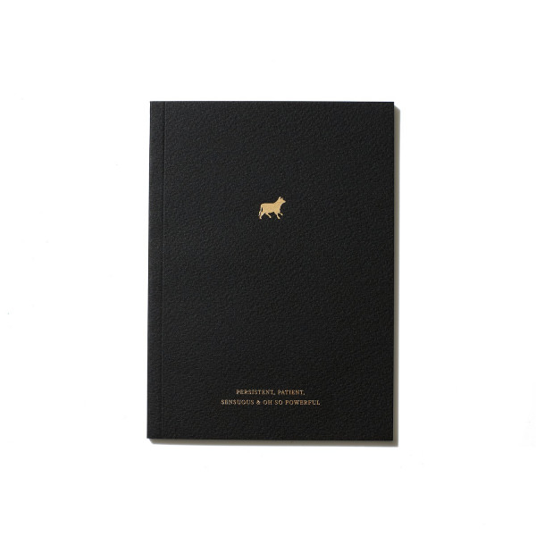 "Notebook ""Taurus"""