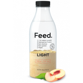 A complete meal in a bottle - peach green tea 90g