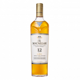 Whisky Macallan Triple cask 40% - 70cl