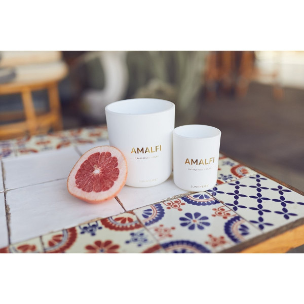 """Scented Candle """"Amalfi"""" - small"""