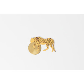 "Savana - Pizza Cutter ""Cheetah"""