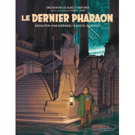 An adventure of Blake and Mortimer: The last pharaoh