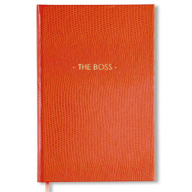 THE BOSS - Pocket Notebook