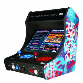 "Compact Arcade ""Never Over Inky"" - Nasty x Neo Legend"