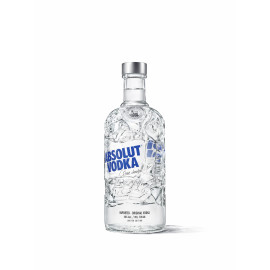 Absolut Recycled 70cl - Edition limitée