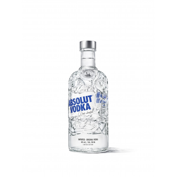 Absolut Recycled 70cl - Limited Edition