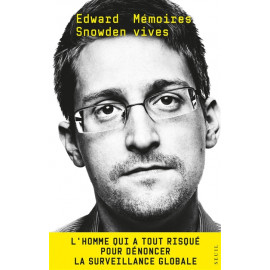 Mémoires vives -Edward Snowden