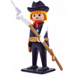 "Playmobil de collection ""Le Sherif"""