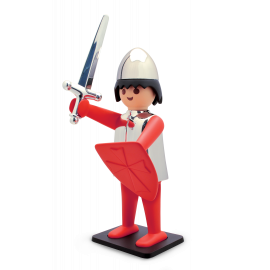 "Playmobil de collection ""Le Chevalier"""