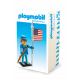 "Playmobil of collection ""The American Horseman"""