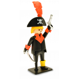 "Playmobil de collection ""Le Pirate"""