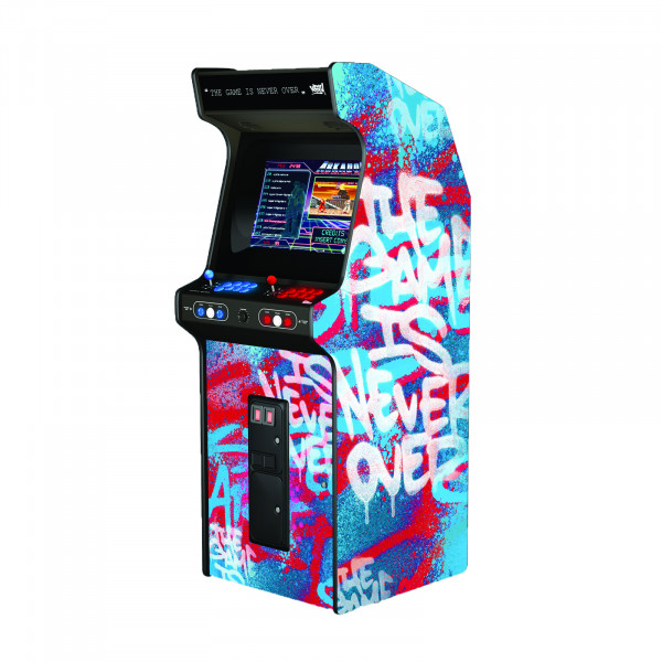 "Classic Arcade ""Never Over Inky"" - Nasty x Neo Legend"