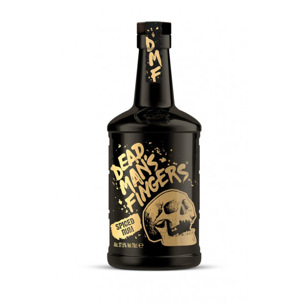 Dead Mans Fingers Spiced - 70cl