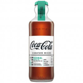 Coca Cola Signature Mixers Herbal - 20cl
