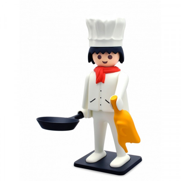 Vintage Playmobile Collection: The Cook