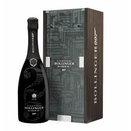 Limited Edition 007 Gift Box - 75cl