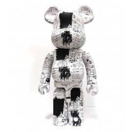 Bearbrick - Basquiat 1000%