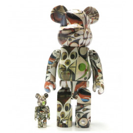 Bearbrick -Phil Frost 400%