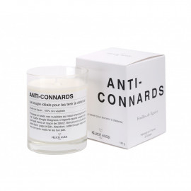 "Candle ""anti-connards"""
