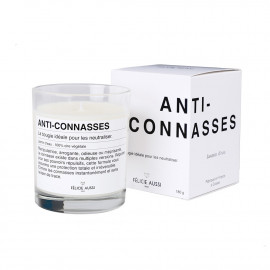 "Candle ""anti-connasses"""