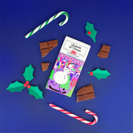 Christmas Collection - Soft milk chocolate 41% - Organic
