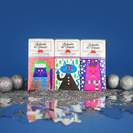 COFFRET 3 TABLETTINES NOEL 90G
