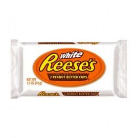Reese's peanut butter white cups